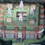 ポケモンORAS(オメガルビー)キンセツシティのマップRSと比較