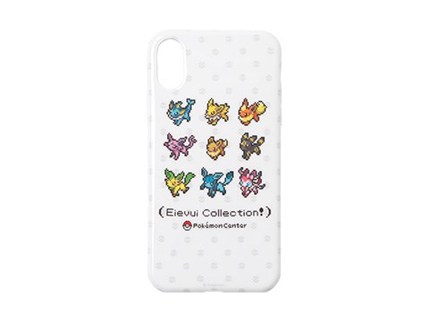ソフトジャケット for iPhone 8/7/6s/6 EIEVUI DOT COLLECTION