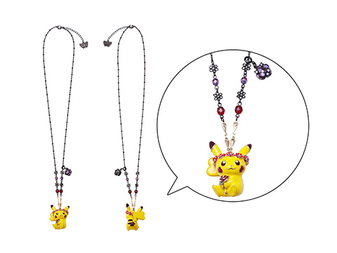 ANNA SUI ネックレス Pikachu